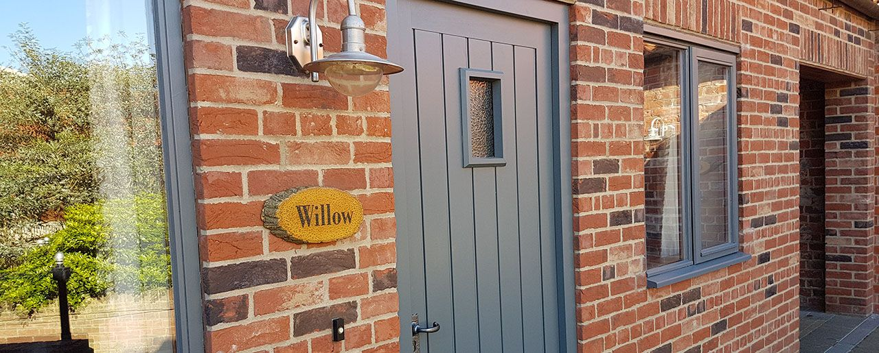Accessible self catering cottage, Willow Cottage