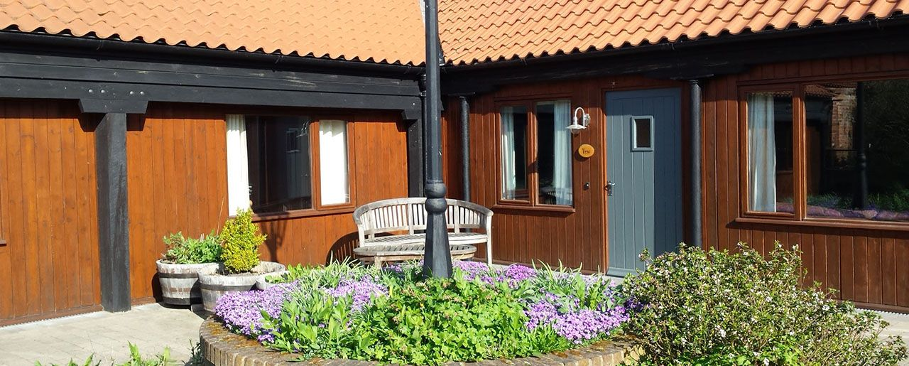 Dog friendly self-catering holiday cottage