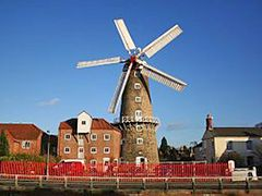 The Maud Foster Windmill